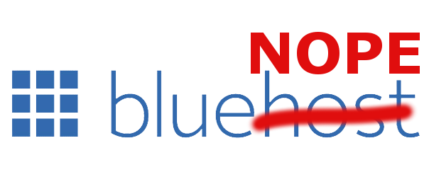 BlueNOPE, more like!